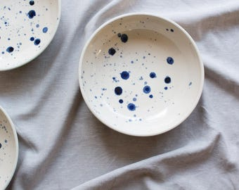 Speckled Serving Bowl