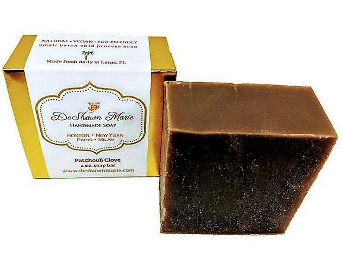 Patchouli Clove Handmade Soap