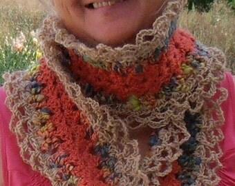 Dijon: long scarf