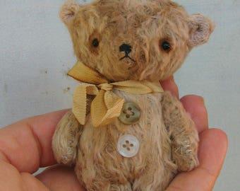 Mousse Bear by Woollybuttbears
