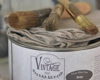 Vintage Paint Effect Primer Grey
