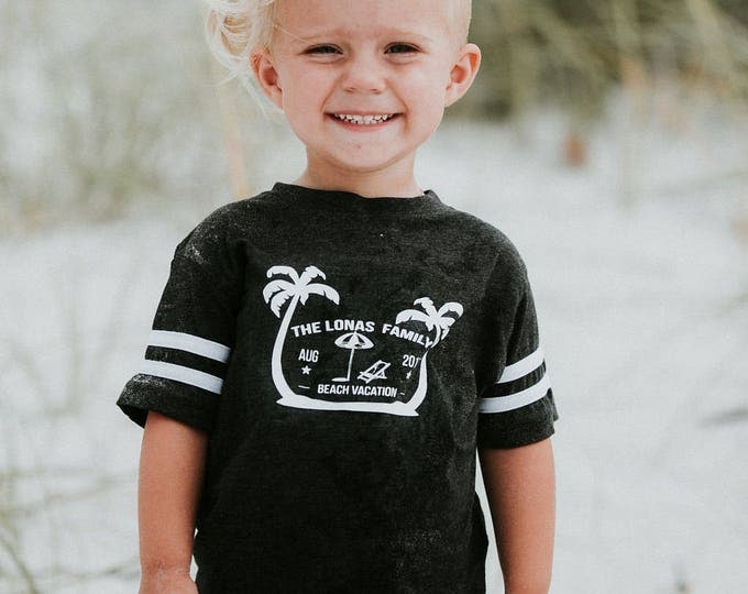 Featured listing image: Family Vacation Shirts. Beach Vacation shirts. 3 or more shirts. Customizable Family Vacation shirts. Summer Vacation Shirts.