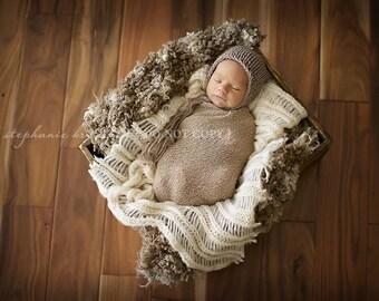 Newborn Hat, Newborn Photo Prop Boy, Newborn Hat Boy, Newborn Boy Hat, Hat Photo Prop, Newborn Props Boy Knit Newborn Hat Boys Knit Baby Hat