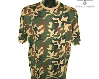 Polish Camo T-Shirt