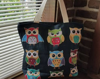 Hobo bag-Totes-Vintage Bag-Purses-Messenger Bag-Travel Bag-Owl bag-SUPER COOL