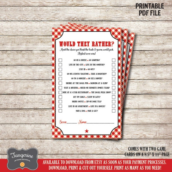 Would they rather bridal shower game i do bbq games printable bbq il570xn solutioingenieria Images