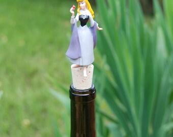 Aurora Wine Bottle Stopper Disney Sleeping Beauty