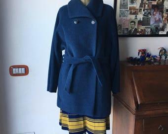 Vintage Byblos coat 80s