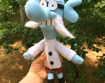 MADE TO ORDER, Mung Daal Plush :3
