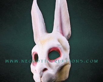 Zombunny Mask in Latex