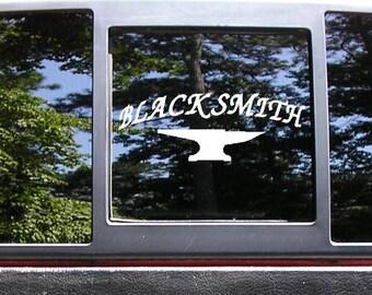 Blacksmith Decal