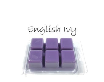 English Ivy Scented Wax Melt Cubes