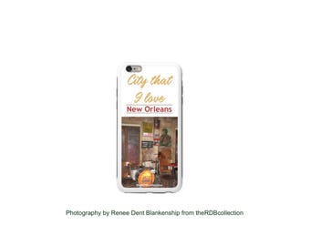 Preservation Hall Music Stage Phone Case