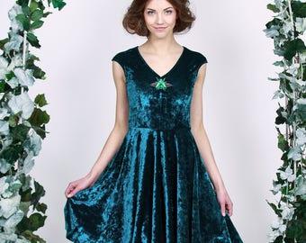 Velvet Scarab - short dress