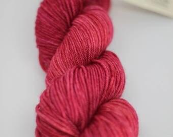 Merino/Nylon DK - Hot Pink