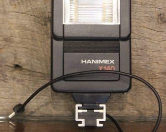 Hanimex Model X140 Shoe Mount Camera Flash Accessory