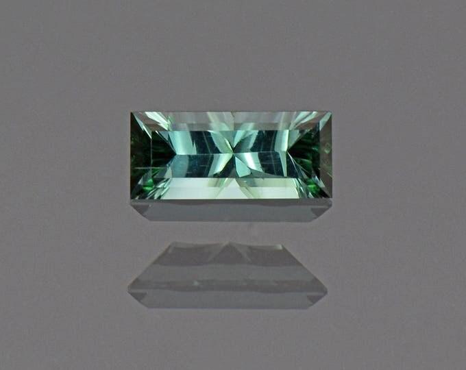 UPRISING SALE! Pretty Slivery Blue Green Tourmaline Gemstone from Brazil 1.05 cts.