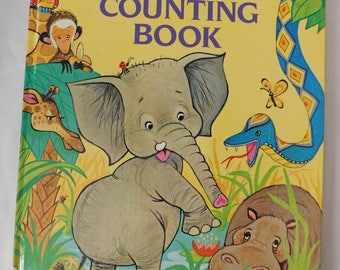 1983 Saggy Baggy Elephant's Great Big Counting Book