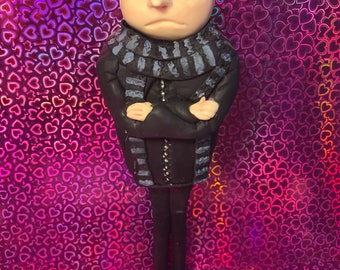 Gru (Despicable Me)  Figurine / Cake Topper