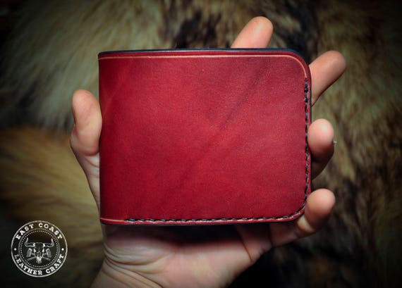 Leather Wallet - Wickett and Craig English Bridle