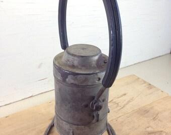 Vintage Adlake Railroad Lantern Conductor Brakeman Signal Light
