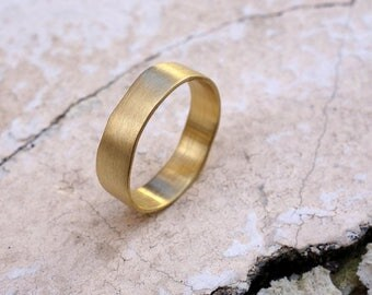 Wedding ring Men's Wedding Band Spectacular Unique Wedding Band Solid Gold Wedding Band Gold Ring Women's Wedding Band Solid gold ring