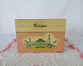 Ohio Art Recipe Box