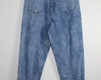 Vintage Acid Wash SASSON Jeans