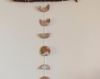 LIMITED BATCH: DAL - Moon Phase Wall Hanging