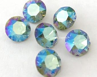 1088 ss39 ERINITE SHIMMER Swarovski Crystal Chaton 12 pieces Swarovski Fall/Winter 2018 Collection