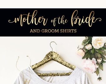 Mother of the Bride Shirt - Mother of the Groom Shirt - Mother of the Bride Tshirt - Mother of the Bride Gift Ideas (EB3202WRBP) Loose Fit