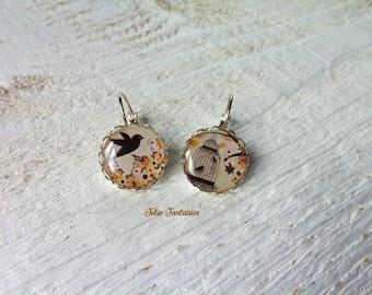 """""""Birds"""" - odd Earrings earrings"""
