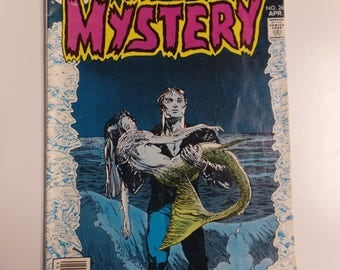 DC Comics The House of Mystery #267 April 1979 Vintage Comic Book VG-