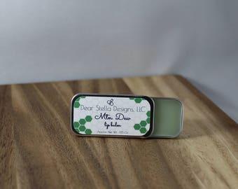 Mountain Dew Lip Balm Tin, Chapstick