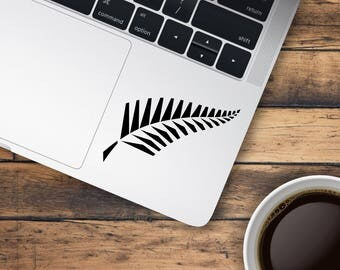 New Zealand Silver Fern Decal
