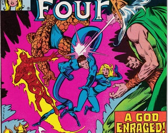 Fantastic Four #225 (1961 1st Series) -  December 1980 - Marvel Comics - Grade NM