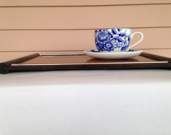 Portmeirion Harvest Blue - Breakfast Cup and Saucer