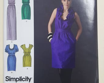 Simplicity Cynthia Rowley Pattern Sizes 12-20  #2497