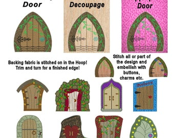 Enchanted Doors - - #M011 .  sc 1 st  Etsy & Enchanted fairy door | Etsy pezcame.com
