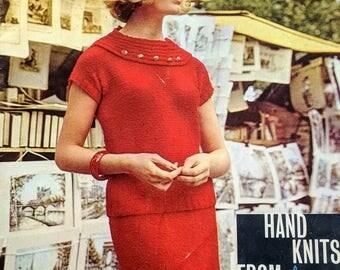 Vintage Stitchcraft Magazine February 1962