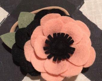 Anemone Flower Crown