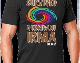 Survived Hurricane Irma Sep. 2017 Florida-Cuba-Bahamas