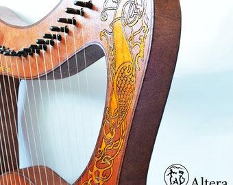 "Liara ""Altera"" C major Lyre instrument"