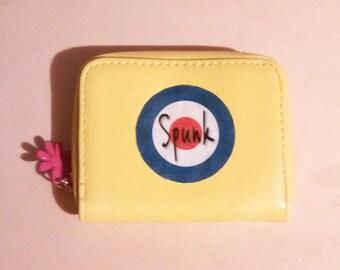 Wallet style pop, Mod's wallet, Pop purse