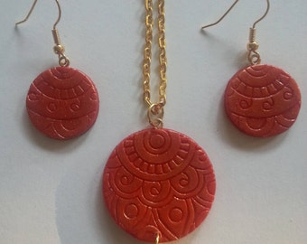 Polymer Clay/Terracotta Jewelry