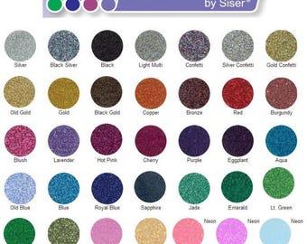 Siser Glitter HTV