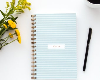 Clean Cotton Notebook