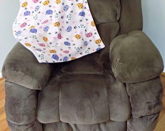 Cat Fleece Blanket - Pet Fleece Blanket - Pet Bedding - Cat Bedding