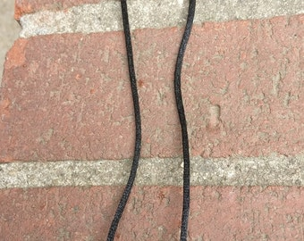 Recycled Hardware Necklace with Painted Bracket Pendant