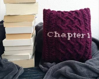 Reading pillow book pillow for book lover gifts pillow for bookworm pillow bookish pillow library decor bookstagram prop book nerd pillow